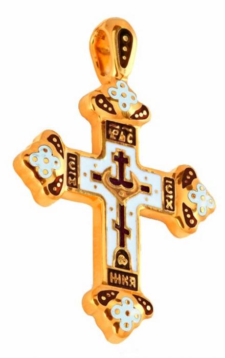Немного о нательных серебряных крестиках